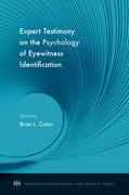 Cover for Expert Testimony on the Psychology of Eyewitness Identification