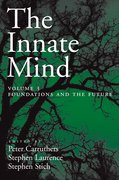 Cover for The Innate Mind, Volume 3