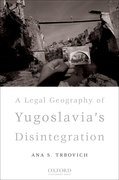 Cover for A Legal Geography of Yugoslavia