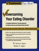 Cover for Overcoming Your Eating Disorder: Guided Self-Help Workbook