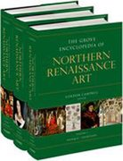 Cover for The Grove Encyclopedia of Northern Renaissance Art