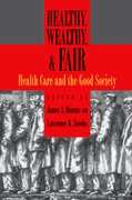 Cover for Healthy, Wealthy, and Fair