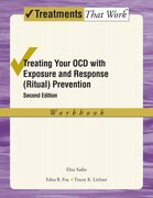 Cover for Treating your OCD with Exposure and Response (Ritual) Prevention Therapy Workbook