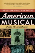 Cover for The Oxford Companion to the American Musical
