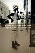 Cover for American Modernism and Depression Documentary