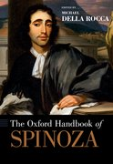 Cover for The Oxford Handbook of Spinoza