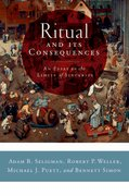 Cover for Ritual and its Consequences