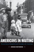 Cover for Americans in Waiting