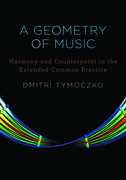 Cover for A Geometry of Music