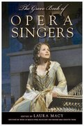 Cover for The Grove Book of Opera Singers