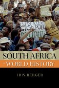 Cover for South Africa in World History