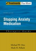 Cover for Stopping Anxiety Medication Therapist Guide
