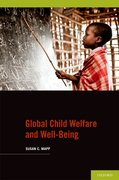 Cover for Global Child Welfare and Well-Being
