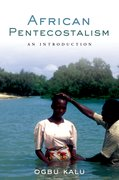 Cover for African Pentecostalism