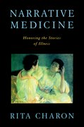 Cover for Narrative Medicine