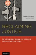 Cover for Reclaiming Justice