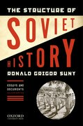 Cover for The Structure of Soviet History