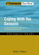 Cover for Coping with the Seasons: Therapist Guide