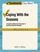 Cover for Coping with the Seasons: Workbook