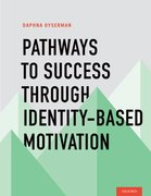Cover for Pathways to Success Through Identity-Based Motivation