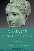 Cover for Arsinoe of Egypt and Macedon