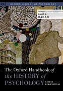 Cover for The Oxford Handbook of the History of Psychology: Global Perspectives