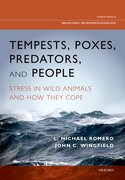 Cover for Tempests, Poxes, Predators, and People
