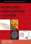 Cover for Neurologic Complications of Cancer