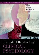 Cover for The Oxford Handbook of Clinical Psychology