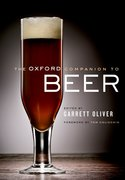 Cover for The Oxford Companion to Beer