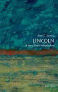 Cover for Lincoln: A Very Short Introduction