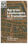 Cover for Agrarian Landscapes in Transition