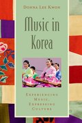 Cover for Music in Korea