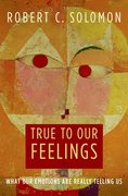 Cover for True to Our Feelings