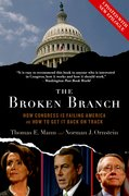 Cover for The Broken Branch