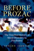 Cover for Before Prozac