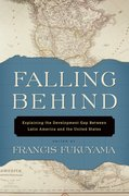 Cover for Falling Behind
