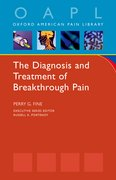 Cover for The Diagnosis and Treatment of Breakthrough Pain