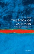 Cover for The Book of Mormon: A Very Short Introduction
