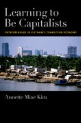 Cover for Learning to be Capitalists