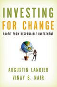 Cover for Investing for Change