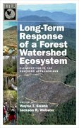 Cover for Long-Term Response of a Forest Watershed Ecosystem