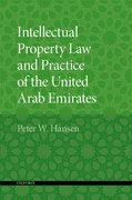 Cover for Intellectual Property Law and Practice of the United Arab Emirates