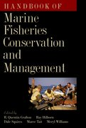 Cover for Handbook of Marine Fisheries Conservation and Management