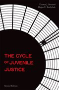 Cover for The Cycle of Juvenile Justice