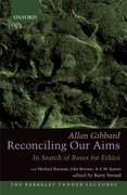 Cover for Reconciling Our Aims