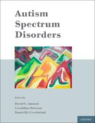 Cover for Autism Spectrum Disorders
