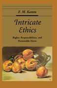 Cover for Intricate Ethics