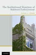 Cover for The Institutional Structure of Antitrust Enforcement