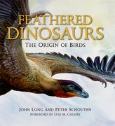 Cover for Feathered Dinosaurs